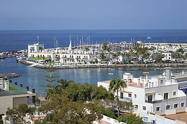 Puerto Mogan, Gran Canaria, Canary Islands, Spain, Atlantic, Europe