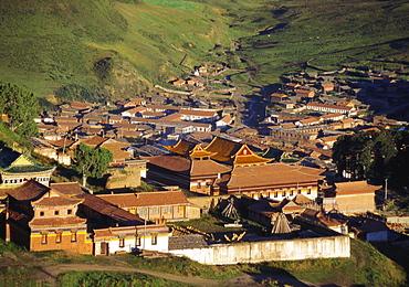 Langmusi, Gansu Province, China