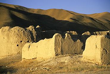 Caravanserai, Daulitiar, Afghanistan, Asia
