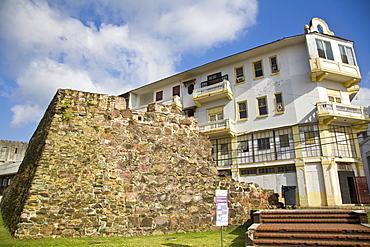 Baluarte Mano de Tigre, Casco Viejo, Panama City, Panama, Central America