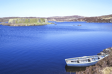 The Bawn, Lough Doon, Co Donegal, Ireland *** Local Caption ***