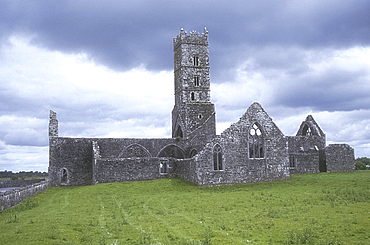 Kilconnell Friary, Co Galway, Ireland *** Local Caption ***