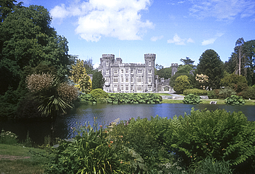Johnstown Castle, Co Wexford, Ireland *** Local Caption ***