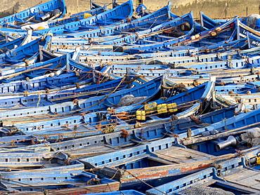 Morocco, Essaouira fishing port