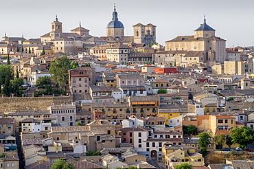 Cityscape, Toledo, Castile-La Mancha, Spain, Europe