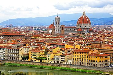 Florence, UNESCO World Heritage Site, Tuscany, Italy, Europe