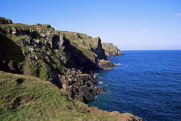 Pentire Point, Cornwall, England, United Kingdom, Europe