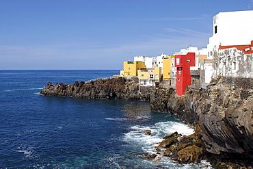 Punta Brava, Puerto de la Cruz, Tenerife, Canary Islands, Spain, Atlantic, Europe