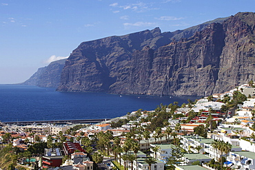 Los Gigantes, Tenerife, Canary Islands, Spain, Atlantic, Europe