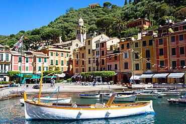 Portofino, Liguria, Italy, Mediterranean, Europe