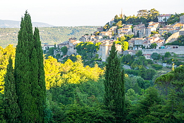 Bonnieux, Luberon, Provence, France, Europe