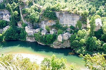 Castle Bouc, Gorges du Tarn, France, Europe