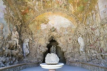 Grotto of Buontalenti, Boboli Gardens, Florence, Tuscany, Italy, Europe