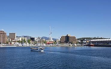 Waterfront, Hobart, Tasmania, Australia, Pacific