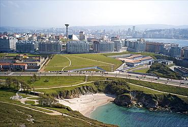A Coruna, Galicia, Spain, Europe