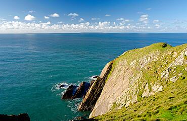 Baggy Point, near Croyde, North Devon, UK