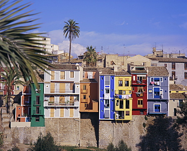 Villajoyosa, Costa Blanca, Valencia, Spain, Europe - 526-1364
