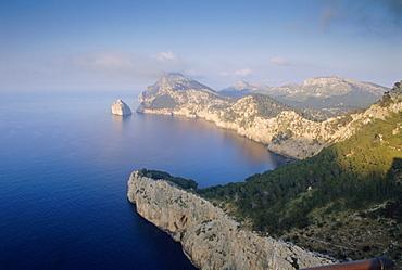 Cabo Formentor, Mallorca, Balearic Islands, Spain, Europe