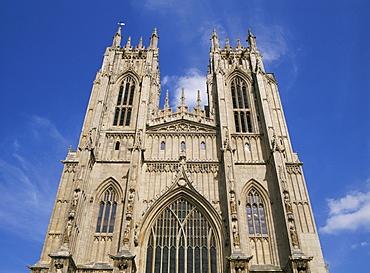 Beverley Minster, North Humberside, East Yorkshire, England, United Kingdom, Europe