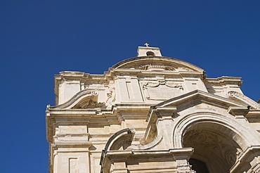 Main entrance gate to Mdina, Malta, Europe