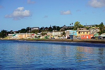 Basseterre, St. Kitts, St. Kitts and Nevis, Leeward Islands, West Indies, Caribbean, Central America
