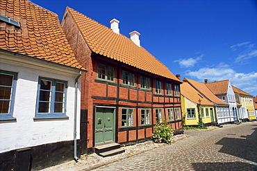 Aeroskobing, Aero, Denmark, Scandinavia, Europe