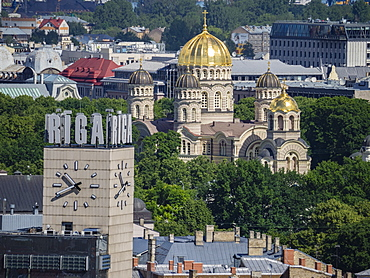 Riga, Latvia, Baltic States, Europe