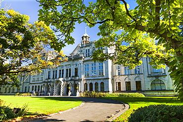 Cardiff University, Cardiff, Wales, United Kingdom, Europe