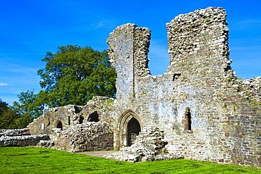 Llawhaden Castle, Pembrokeshire, Wales, United Kingdom, Europe