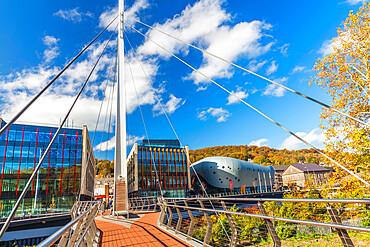 New Taff Developement, Pontypridd, Wales, United Kingdom, Europe - 696-900