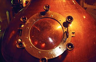 Ireland, Dublin, Jameson Distillery, Copper Still