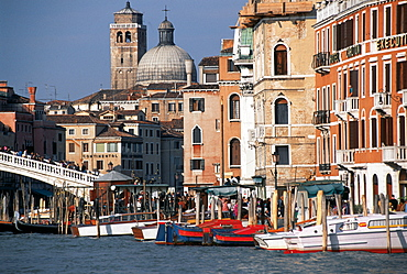 View On Grande Canale, Venice, Italy