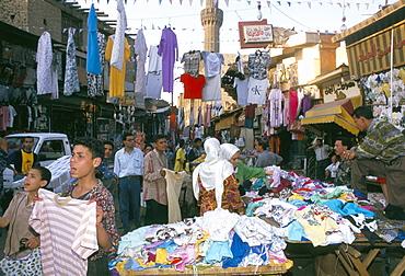 Bab Zuelo souks, Cairo, Egypt, North Africa, Africa