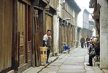 Wushen village, China