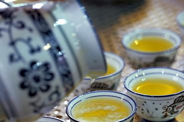 Green tea, Hualien, Taiwan, Republic of China, Asia