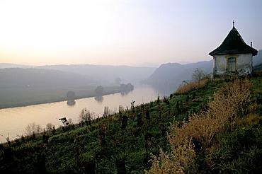Elbe River, Bohemia, Germany, Europe
