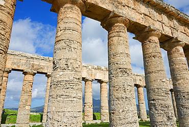 Segesta Temple, Segesta, Sicily, Italy, Europe