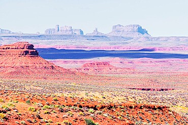 Monument Valley, Arizona, United States of America, North America