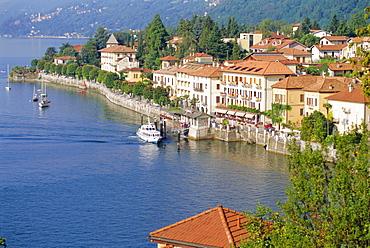 Cannero Riviera, Italian Lakes, Piedmont, Italy