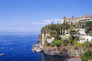 Reids Hotel, Madeira