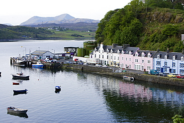 Portree, Skye, Scotland, United Kingdom, Europe