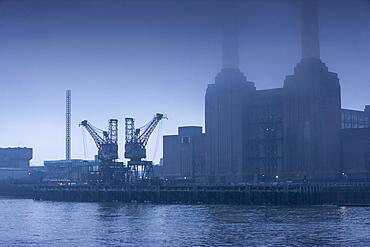 Battersea Power Station, London, England, United Kingdom, Europe