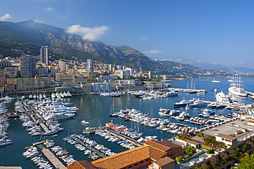 Harbour Monaco, Mediterranean, Europe