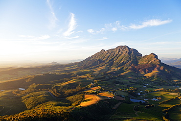 Stellenbosch, Simonberg mountains, Western Cape, South Africa, Africa