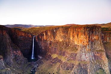 Maletsunyane Falls, Lesotho, Africa