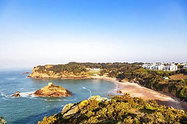 Portelet Bay, Jersey, Channel Islands, United Kingdom, Europe