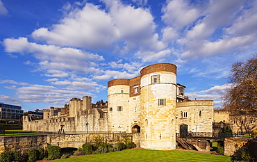 Tower of London, UNESCO World Heritage Site, London, England, United Kingdom, Europe