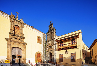 Catholic Church of San Augustin, La Orotava, Tenerife, Canary Islands, Spain, Atlantic, Europe