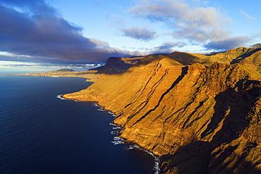 West coast scenery, Gran Canaria, Canary Islands, Spain, Atlantic, Europe