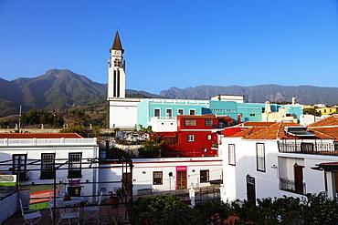 Nuestra Senora de la Immaculada Concepcion Bonanza, El Paso, UNESCO Biosphere Site, La Palma, Canary Islands, Spain, Atlantic, Europe